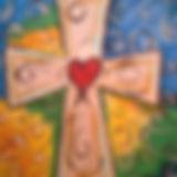 Handmaiden's Joy Pat's Cross