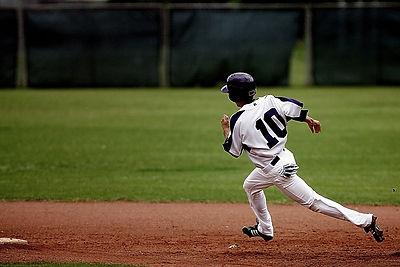 Heading for Home baseball