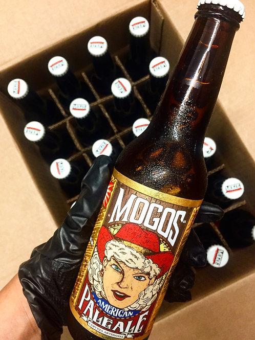24 pack + Regalo de 6 cervezas MOGOS y un vaso de colección