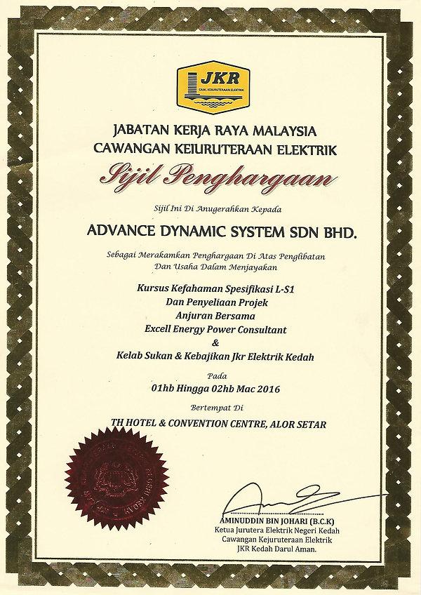 Sijil LS1 Kedah Mac2016.jpg