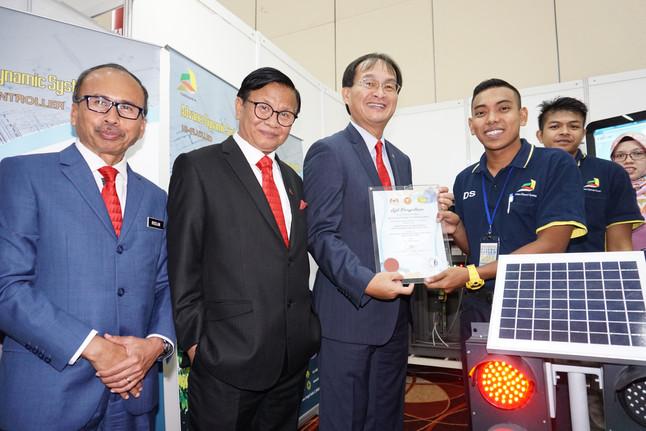 Pameran Semperna Persidangan Pegawai-Pegawai Kanan JKR Malaysia  2018 (SOC 2018) Bertempat di TH Hot