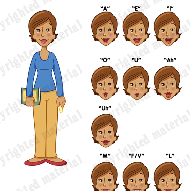 Character Phonemes