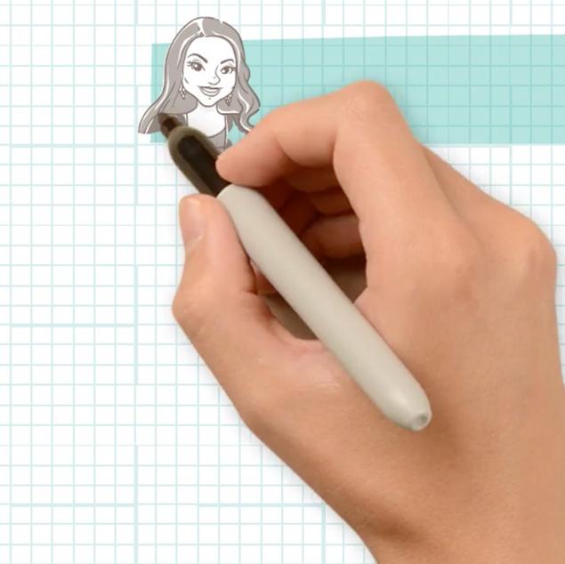 Amber De La Garza fan animation