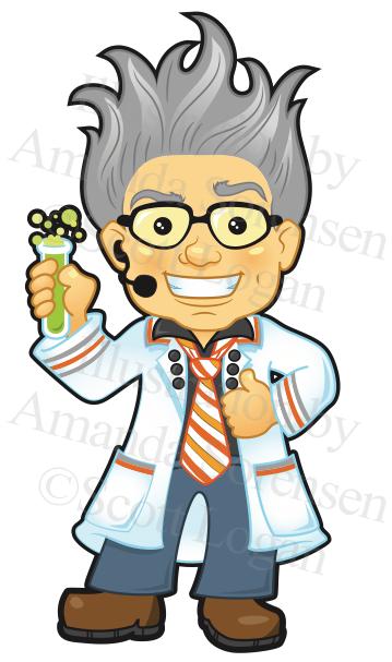 Professor Brainius