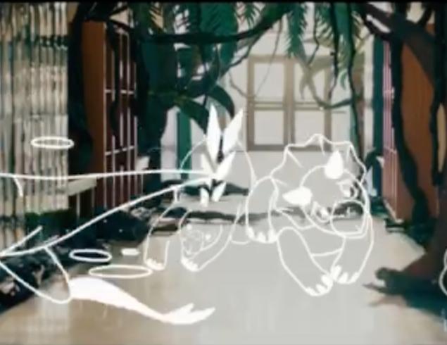 ThinkUP Dinosaur Animation