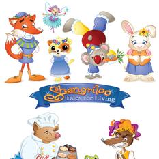 Shangriloo Tales Characters