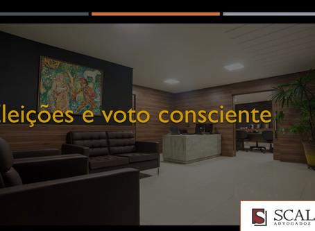 Eleições e voto consciente