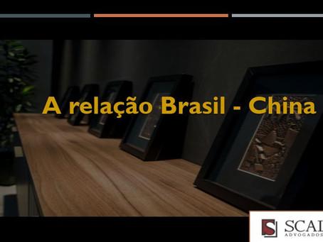 A relação Brasil-China