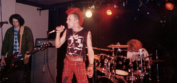 Bastard Squad - Duke Of Ediburgh Hotel, Melbourne 1988