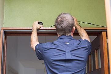 Sunshine Coast security system installer