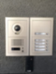 Aiphone intercom system sunshine coast installer