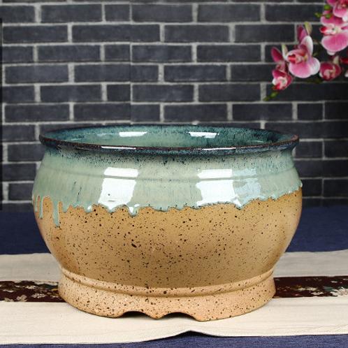 Classic style plantation pot