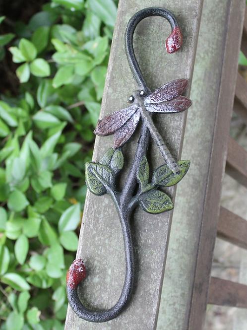 Planter hook (Dragonfly design)