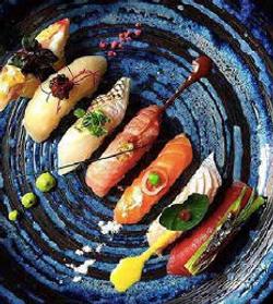 お寿司のケータリングコース
