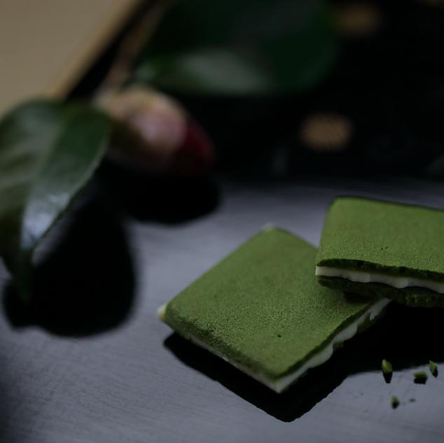 Green Cafe Style茶乃逢 抹茶ラングドシャ