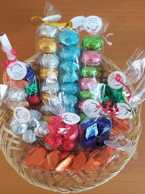 Chocolats artisanaux Coco 8 morceaux