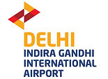 DELHI INTERNATIONL AIRPORT logo