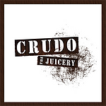Crudo juicery logo
