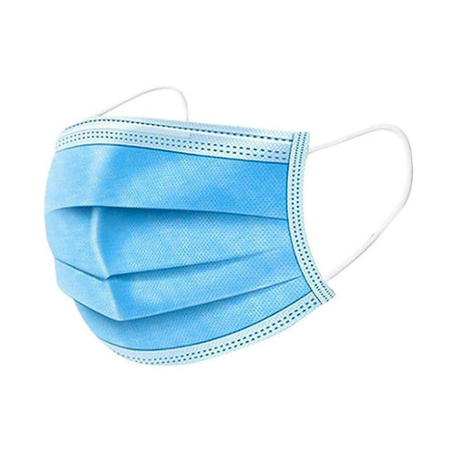 3 Ply Face Mask, Rs.3.5/Piece, MOQ 1000 Pieces