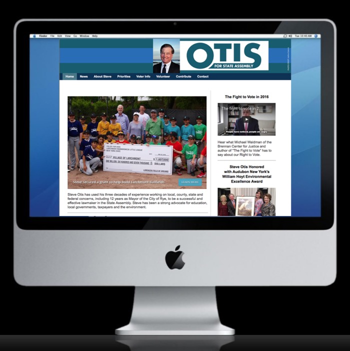 Ste Otis Assembly website