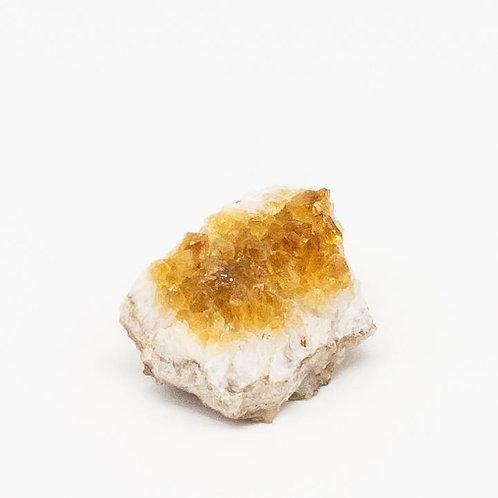 Citrine Druzy Crystal