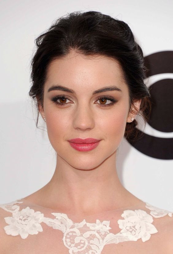 Romantic Makeup Look With Blush | Image via Pinterest