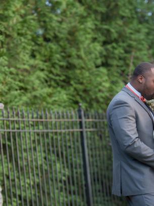 Real Wedding: Hidden Garden with Vineyard Vibes in Maryland