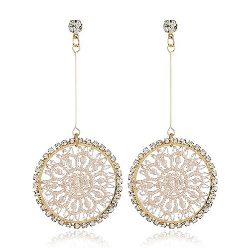 Grace and Lace Earrings