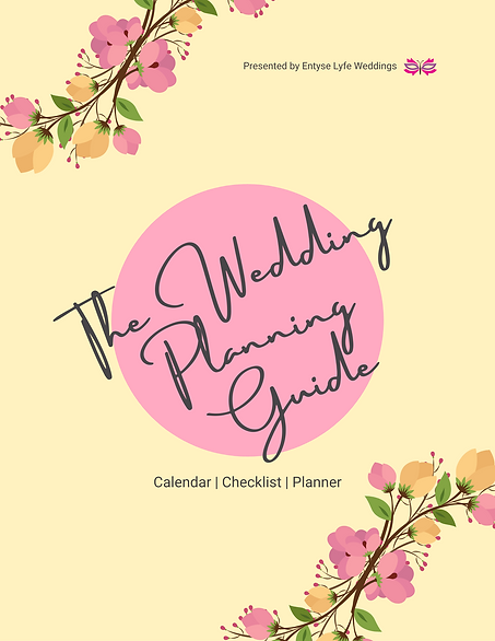 The Wedding Planning Guide  Jan - June.p