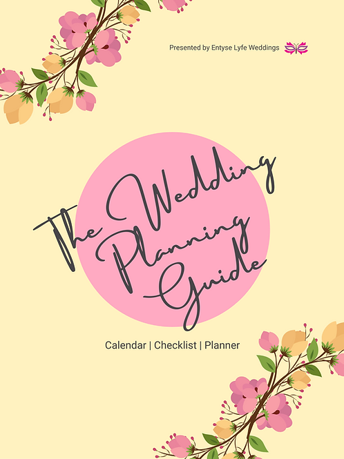 The Wedding Planning Guide