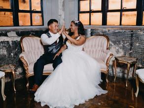 Real Wedding: Fairy-tale Come True