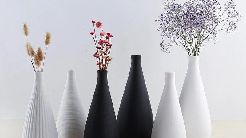 Nordic Vase Modern Simple Ceramic Vase