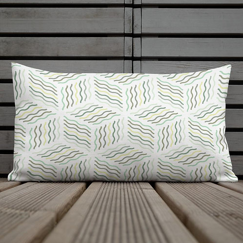 Uptown Cube Cushion Cover