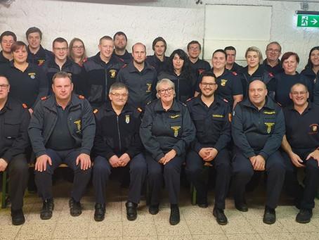 AFK-Melk Feuerwehrjugendbetreuersitzung