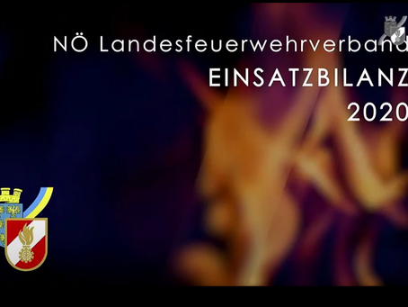 noe122.at - Einsatzbilanz 2020