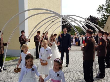 Hochzeit von Kathi & Johann