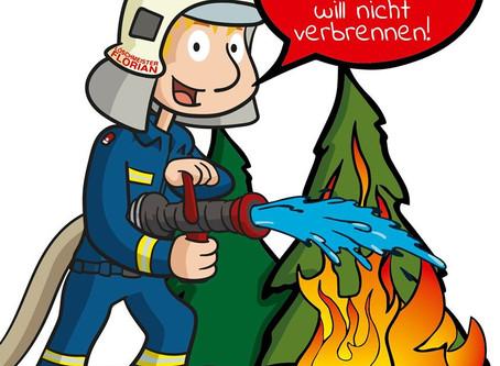 """""""Pass auf! Dein Wald will nicht verbrennen!"""""""