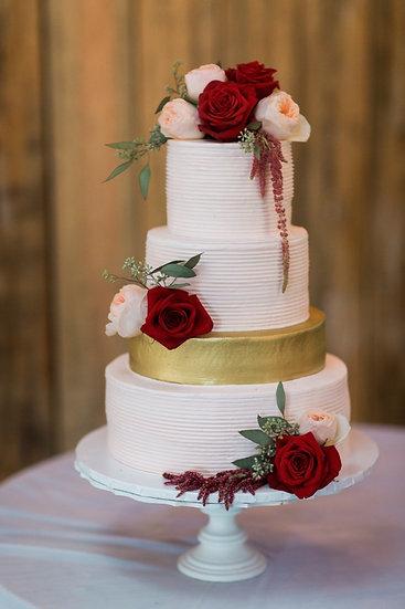 Wedding Cake Décor