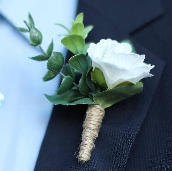 Single Flower Boutonniere