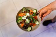 Roast Pumpkin and Quinoa Salad