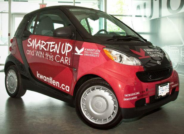 Smarten Up Campaign
