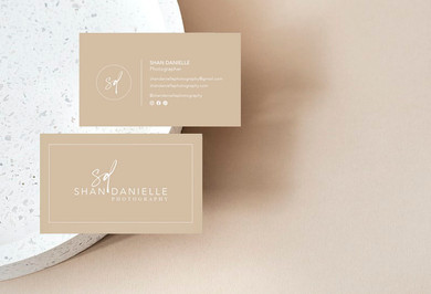 Shan Danielle Photography Brand