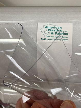 Plastico Transparente (PVC)