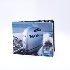 Honda Marine Sales Catalog 2016-17