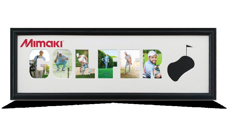 "Corporate-Golf 8"" x 26"""