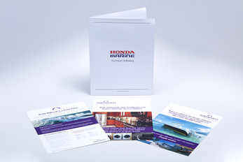 Honda Marine/ Northpoint Finacancial co branding