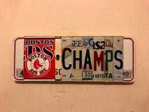 MLB- Boston