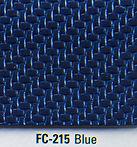 Vinil  Carbon Fiber azul