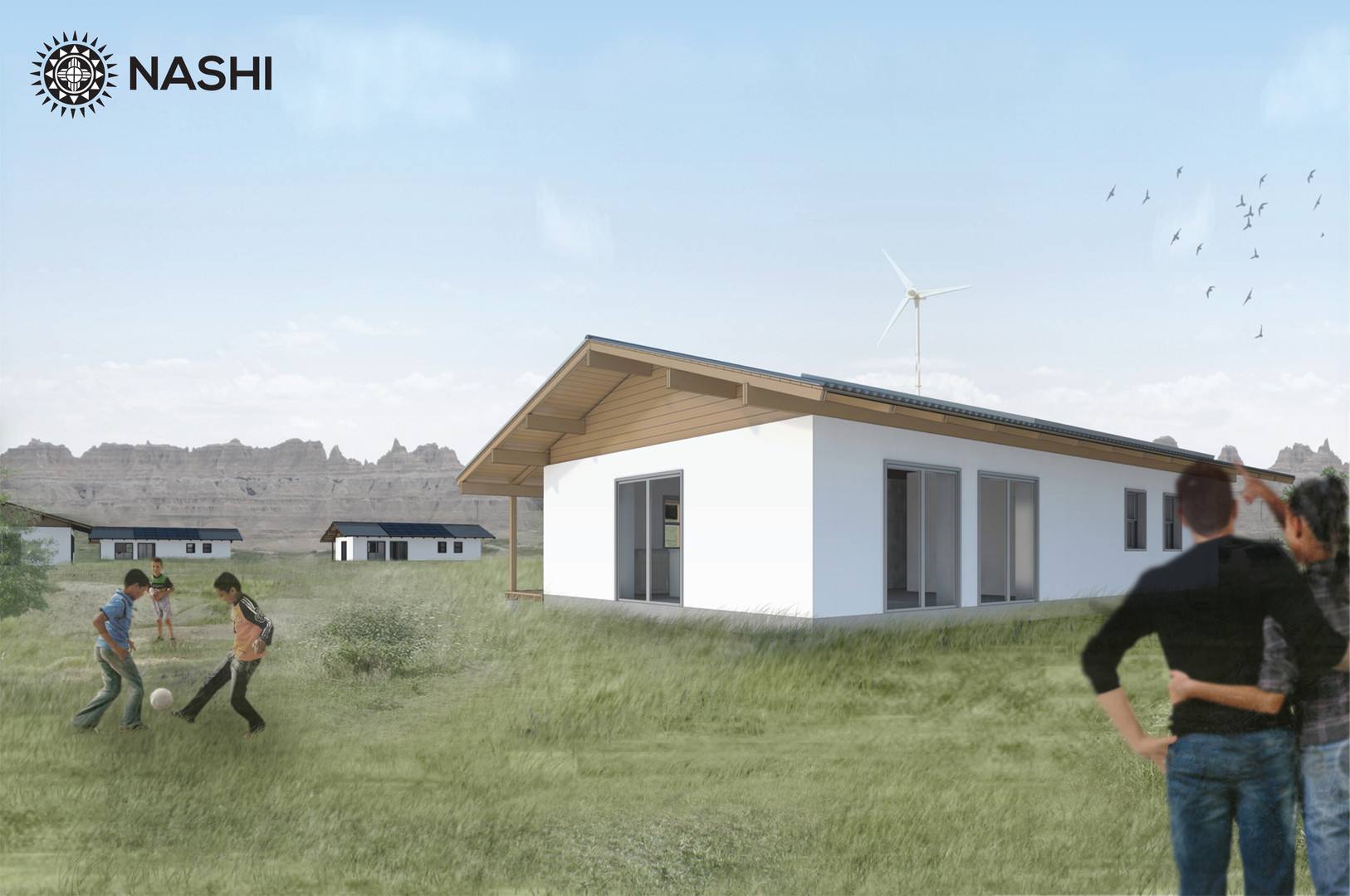 Native Amercian Sustainable Housing Initiative