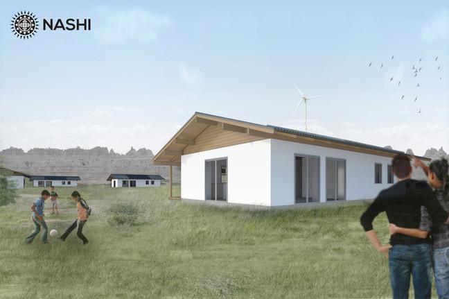 Native Amercian Sustainable Housing Initiative